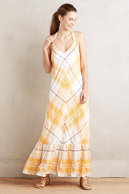 1df269f3526 Holding Horses Clementine Maxi Dress by Anthropologie – gwenyumi